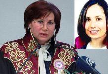 Danıştay Başkanı Zerrin Güngör'ün kızının durdurulamaz yükselişi