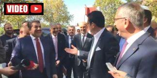 Ekrem İmamoğlu AKP li Tevfik Göksu kahkalara boğdu