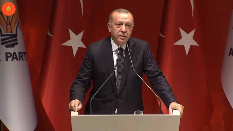 Erdoğan: Ey AB, kapıları açarız 3.6 milyon mülteciyi size yollarız!