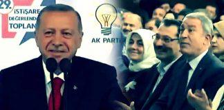 Erdoğan AK Parti yerine Refah Partisi dedi, Hulusi Akar uyardı