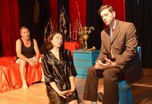 Hepimiz Birimiz tiyatro oyunu CSA Alternatif Sahne şişli bomonti avm
