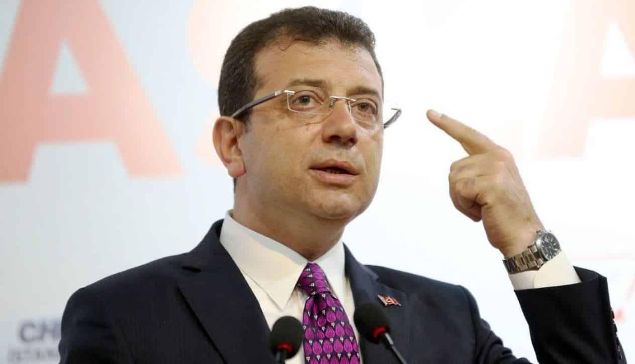 ekrem İmamoğlu ndan ulaştırma bakanı cahit Turhan a: Bu yaptıklarınızdan çok utanacaksınız!