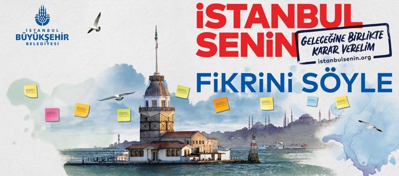 İstanbul Senin projesi
