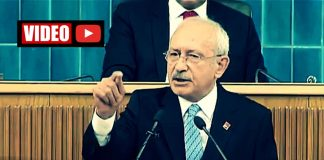 Kılıçdaroğlu: Kızgınlığım saraya değil, kızgınlığım ona oy verenlere