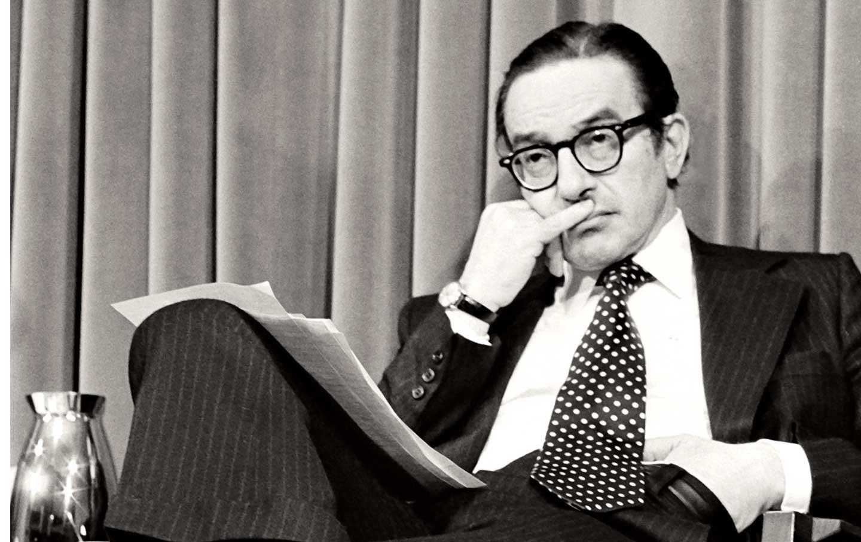 Sonsuza kadar sürecek istikrarlı bir dünya Alan Greenspan