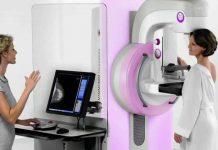 Mamografi, meme kanseri tanısı için 40 yaşından sonra yılda 1 kez yapılmalı