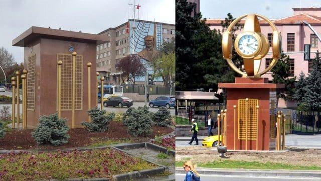 ankara tbmm meclis genelkurmay kavşağı atatürk heykeli