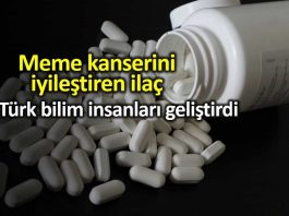 Türk bilim insanları meme kanseri tedavisi için ilaç geliştirdi