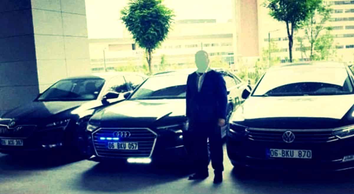 Sağlık-Sen Genel Başkanı Semih Durmuş 800 bin liralık Audi A6'ya, 6 yönetim kurulu üyesi de tanesi 230 bin liraya alınan 'Passat'lara biniyor.