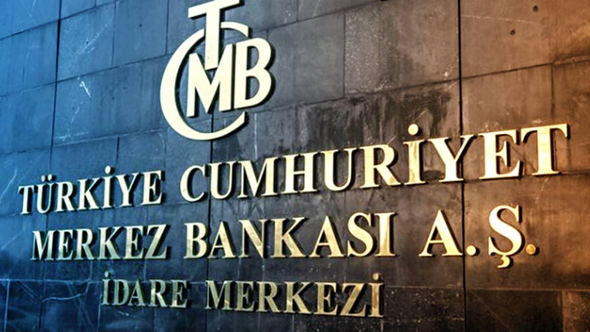 Merkez Bankası faiz kararı: 16,50 den 14 e indirildi