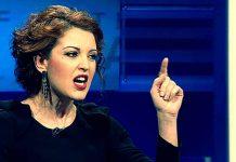 MHP türkgün yazarlardan Nagehan Alçı çok sert tepki