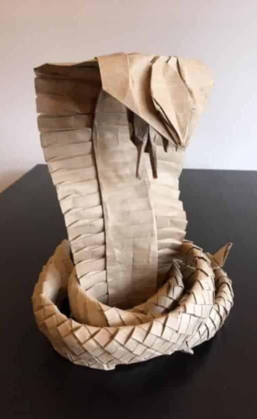 origami kağıt katlama sanatı nasıl yapılır