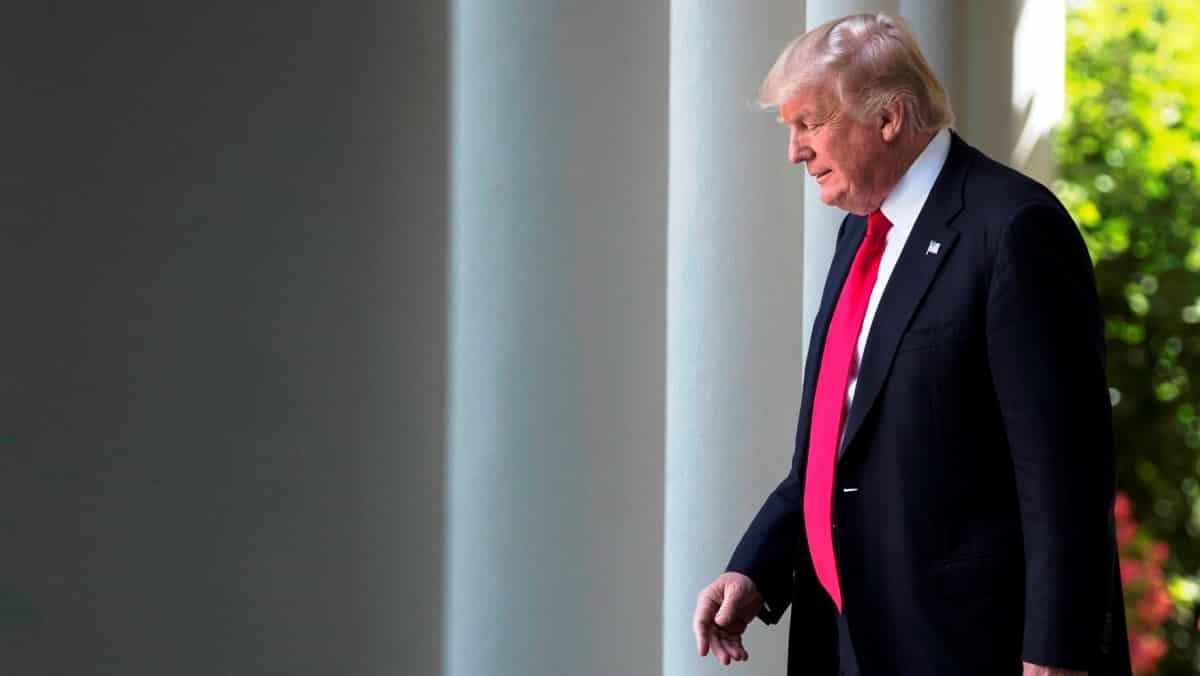 Trump Türkiye ye yaptırım kararnamesini imzaladı