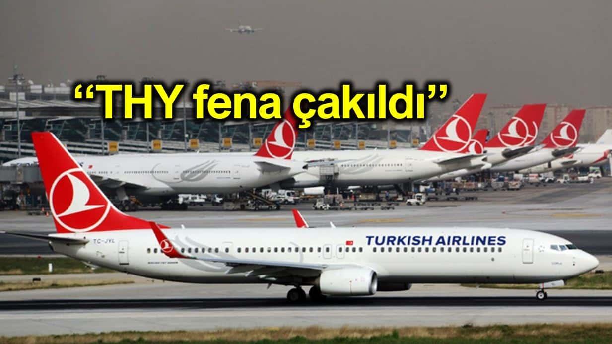 Türk Hava Yolları (THY) hisseleri borsada nasıl yüzde 23 değer kaybetti?