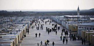 Türkiyedeki Suriyelilerin sadece 1,7 si kamplarda kalıyor