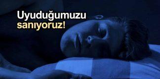 Uyku sorunları; depresyon, inme, kanser ve diyabete neden oluyor!