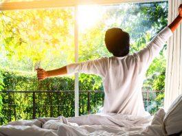 Yaşama inanç ile uyanmak