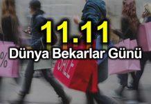 11 Kasım indirimleri: 11.11 Dünya Bekarlar Günü alışveriş çılgınlığı