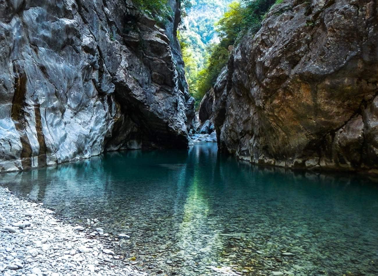 Şehriban Kanyonu, Kastamonu