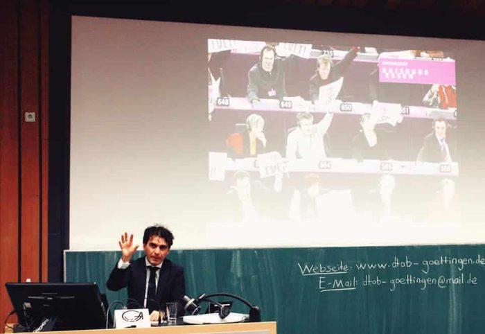 Prof. Dr. Ahmet Ünalan Ne Avrupa Birliği ne de Türkiye birbirinden vazgeçebilir