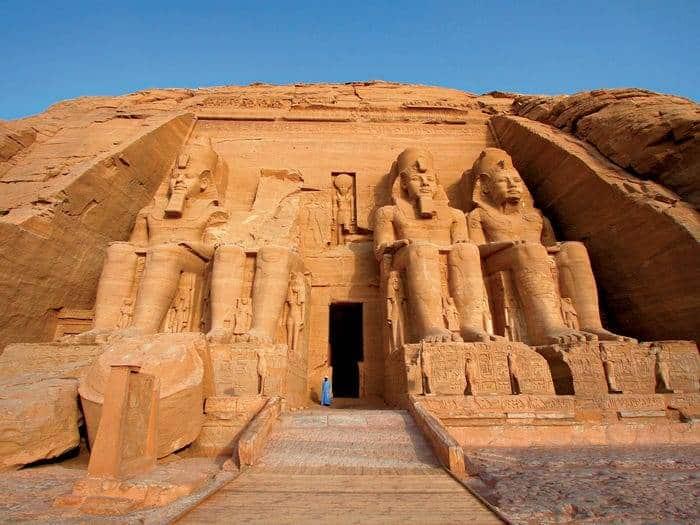 Abu Simbel, Mısır National Geographic: 2020'de mutlaka görmeniz gereken 12 yer