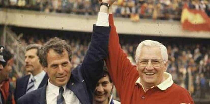 Jupp Derwall'in 1984 yılında Galatasaray'a gelişi Türk futbolu
