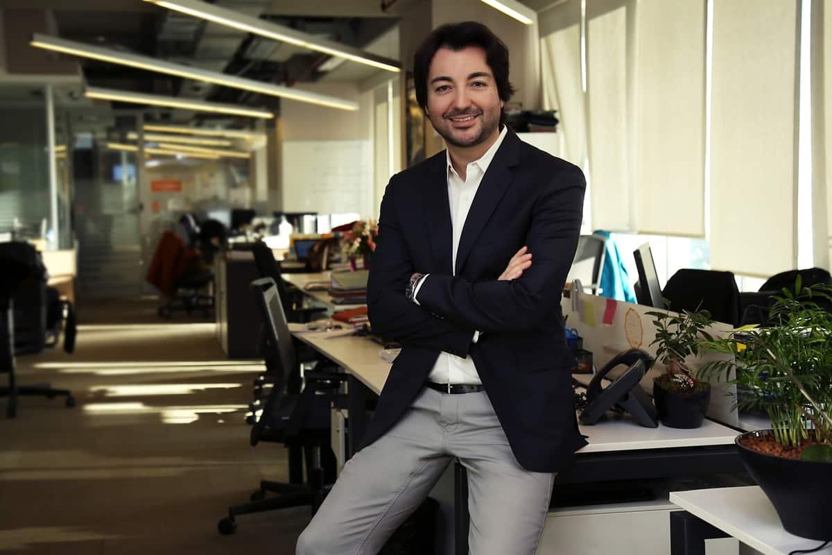 Hepsiburada CEO'su Murat Emirdağ