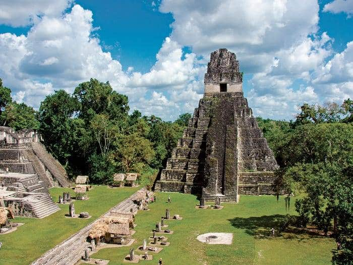 Maya Biyosferi Rezervi, Guatemala