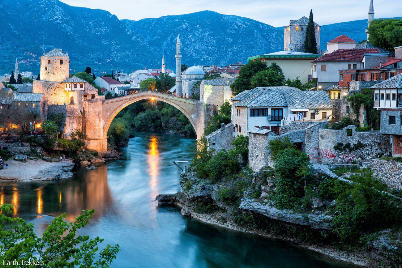 Mostar, Bosna Hersek National Geographic: 2020'de mutlaka görmeniz gereken 12 yer
