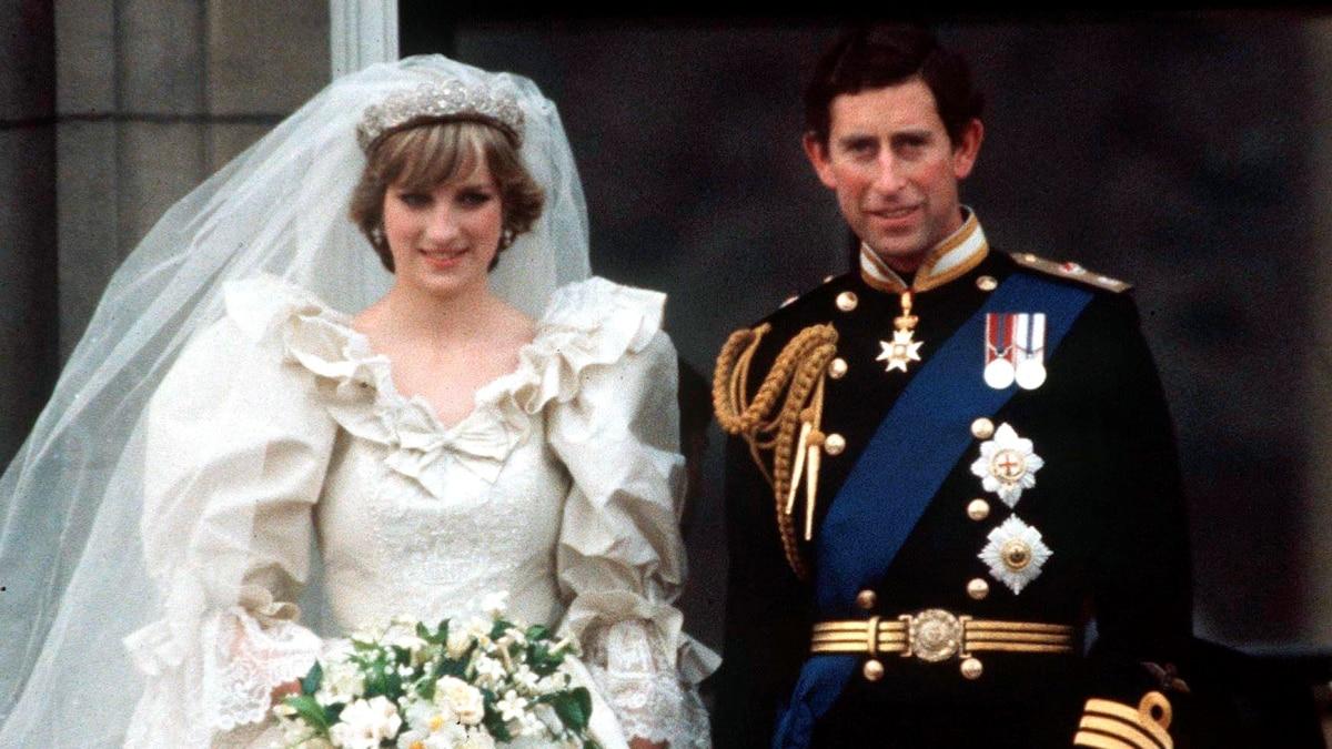 Prens Charles ve Lady Diana