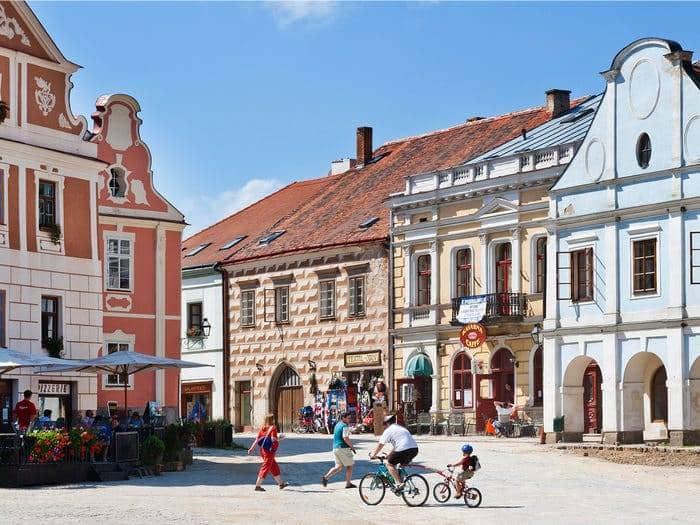 Telč, Çek Cumhuriyeti
