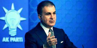 AKP Sözcüsü Ömer Çelik: CHP yönetimi yalandan medet umuyor