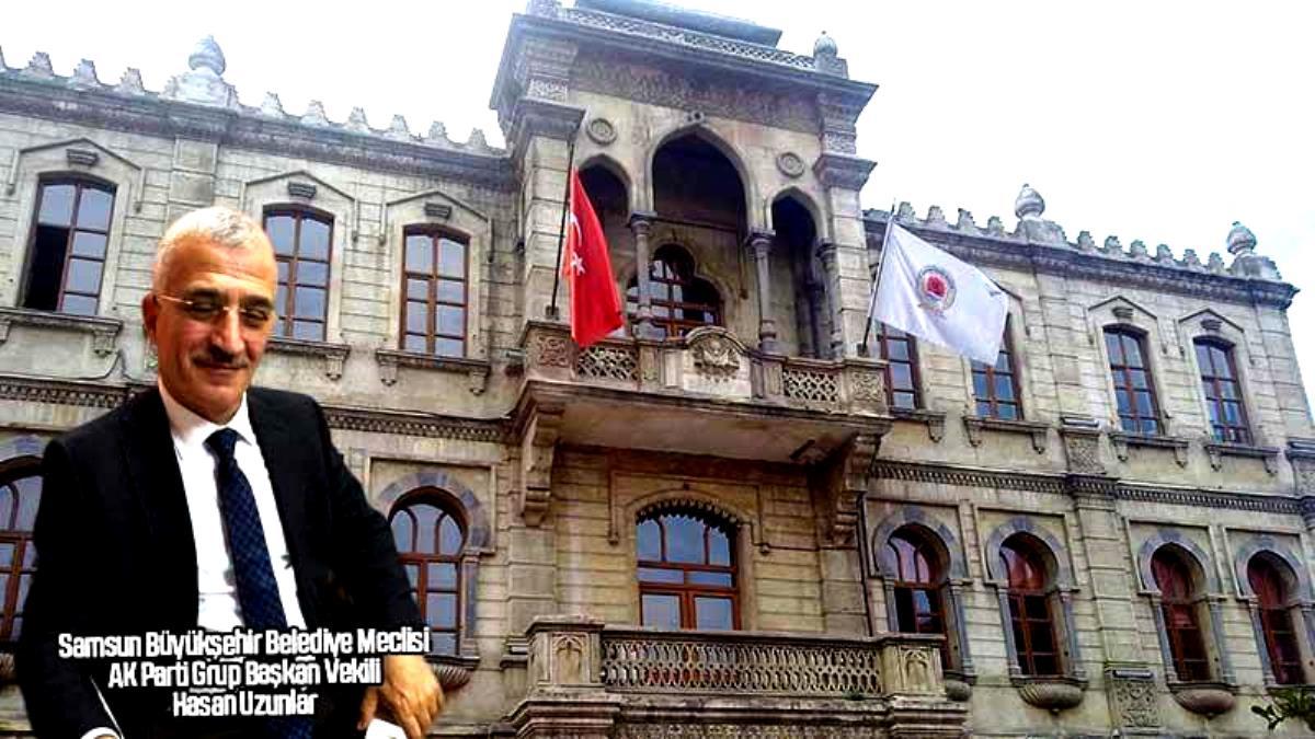 AKP samsun Grup Başkanvekilinden Atatürk e hakaret