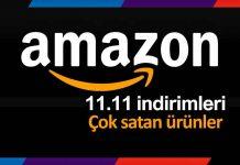 Amazon 9, 10, 11 Kasım şahane indirim günleri
