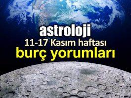 Astroloji: 11 - 17 Kasım 2019 haftalık burç yorumları