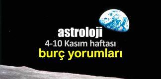 Astroloji: 4 - 10 Kasım 2019 haftalık burç yorumları