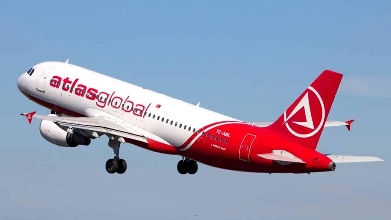 Atlas Global ekonomik sebepler nedeniyle uçuşlarını durdurdu