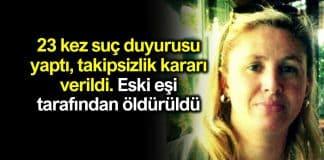Ayşe Tuba Arslan cinayeti: 23 kez suç duyurusu yaptı; eski eşi tarafından öldürüldü