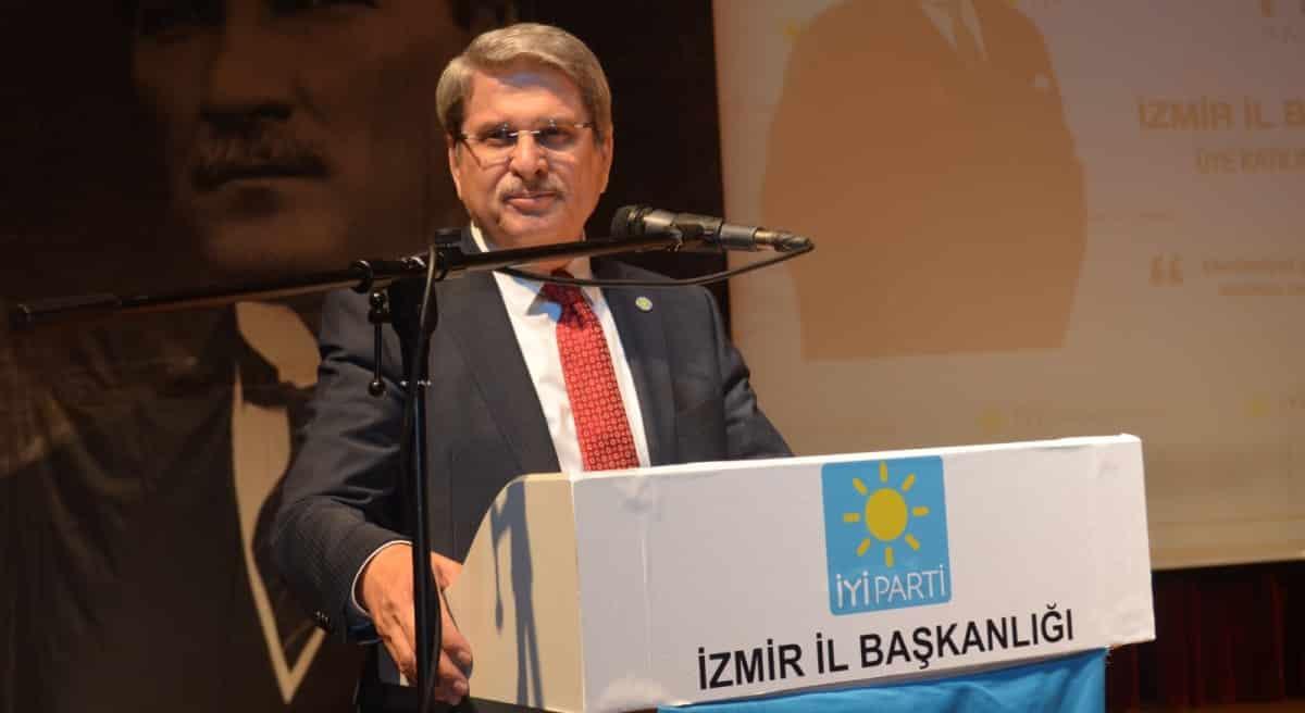 İYİ Parti Milli Güvenlik Politikaları Başkanı Aytun Çıray