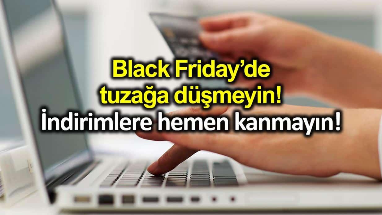 Black Friday 2019 Online alışveriş