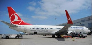 Boeing 737 NG uçaklarında çatlak: THY bir uçağı bakıma aldı