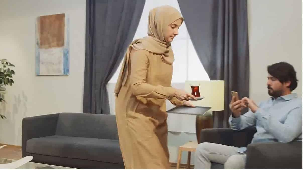 Diyanet in aile temalı videosuna cinsiyetçilik eleştirisi