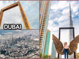 Dubai Instagram en çok paylaşılan şehirler