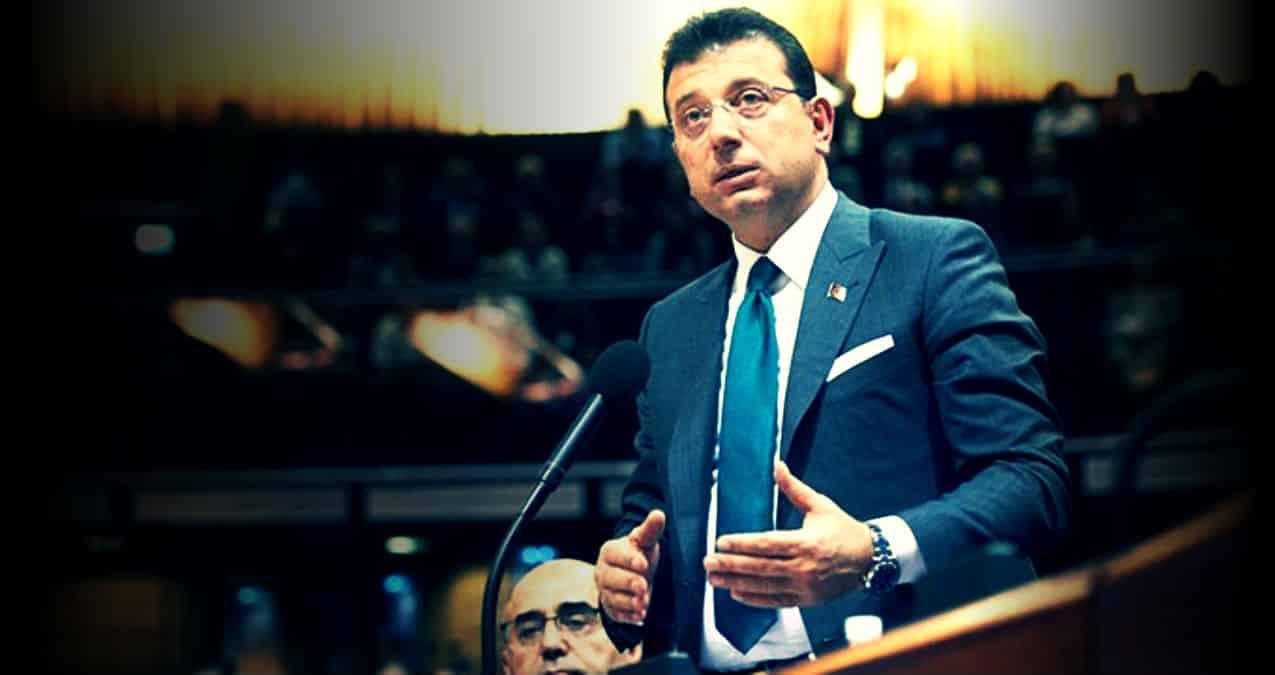 Ekrem İmamoğlu Kanal İstanbul açıklaması: Bu işin sonu referanduma kadar gider
