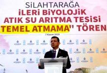 Ekrem İmamoğlu temel atmama töreni: 1,5 milyar lira zararı engelledik