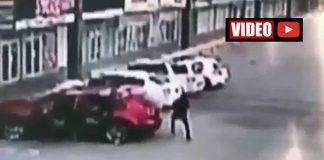 El Chapo nun oğlu Ovidiar Guzman Lopez tutuklayan polise 150 kurşunla infaz video