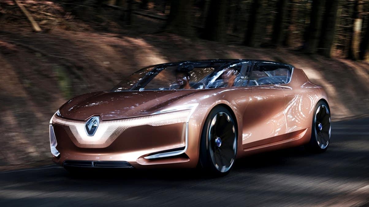Renault hibrid araç