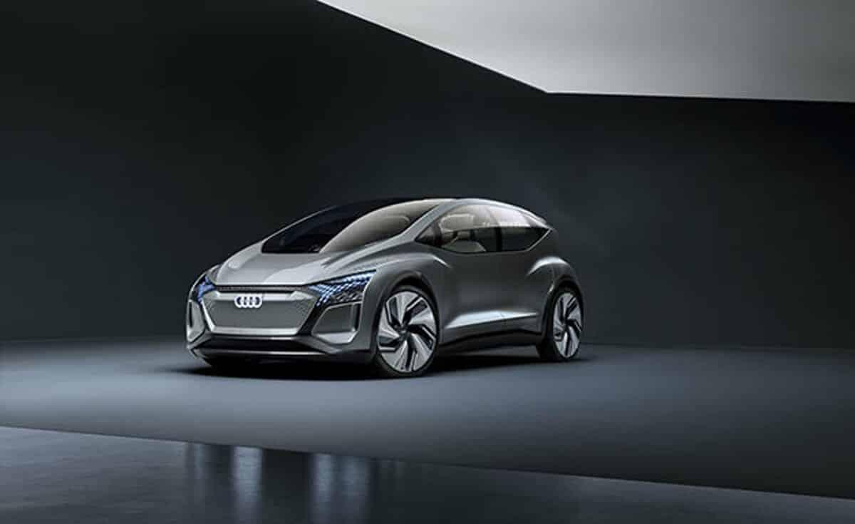 Audi elektrikli araba