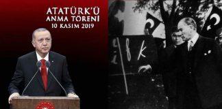 Erdoğan: Harf devriminde okuma-yazma oranı düştü