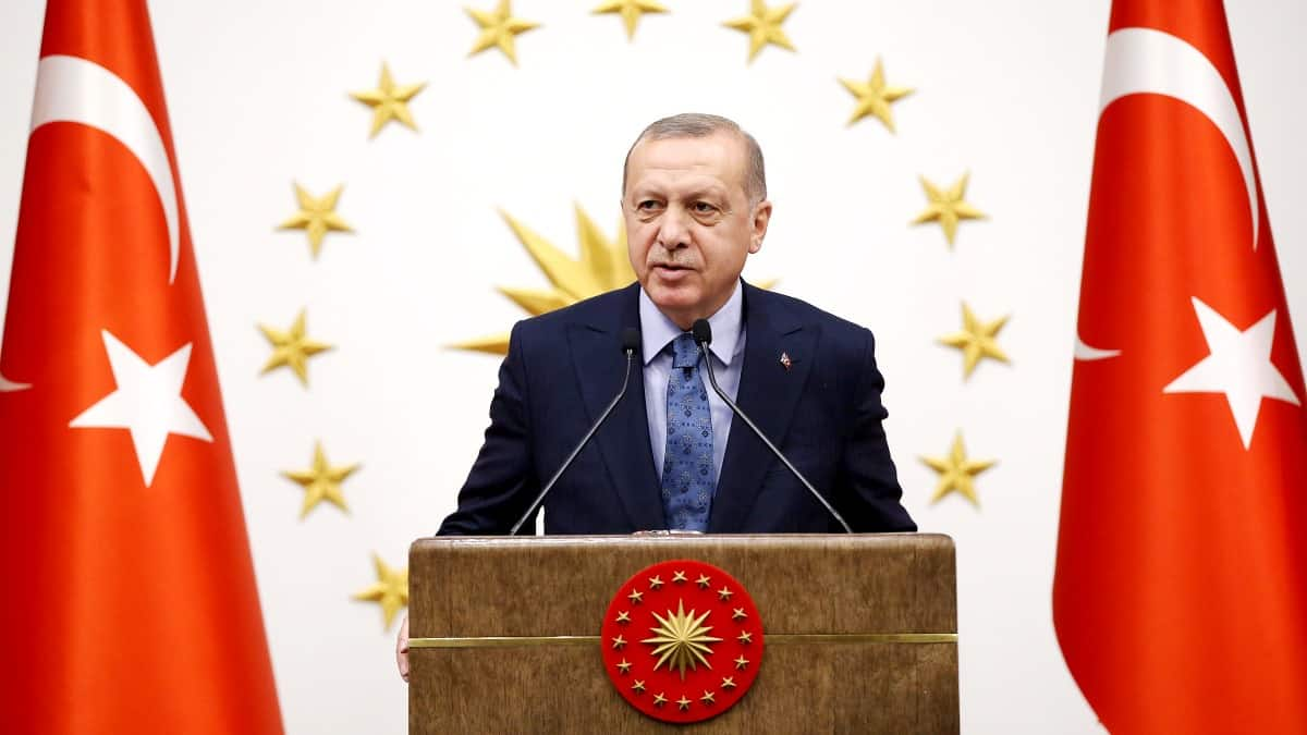 Erdoğan: Merkez Bankası Başkanını görevden aldık, çünkü laf dinlemiyordu